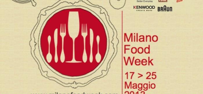 Tutti alla Milano Food Week