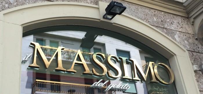 Un gelato al giorno: Il Massimo del Gelato di via Castelvetro