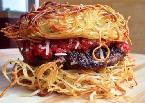 spaghettiburger
