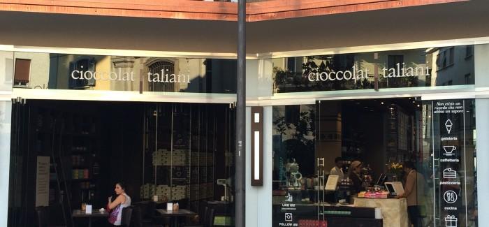 Un gelato al giorno: Cioccolati Italiani in via Torino