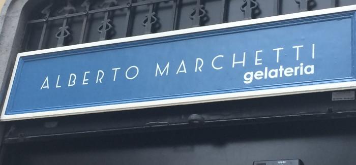 Un gelato al giorno: Alberto Marchetti in viale Montenero