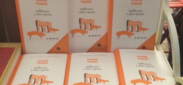 Sul leggio di BlogVs: Zaff&rano e altre spezie di Hans Tuzzi
