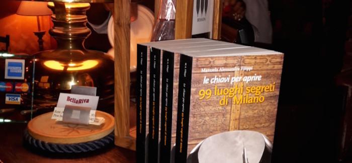 Un libro, un vino, un mazzo di chiavi, due chicchi di riso, il Naviglio