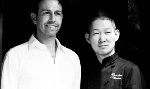 Daniele Migliarese e Hirohiko Shimuzu, Basara.