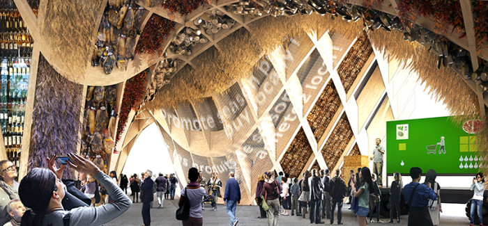 Qui EXPO: dal Pavillon alle Alpes