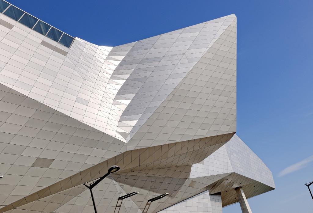 Musée des Confluences, Lyon @Quentin Lafont