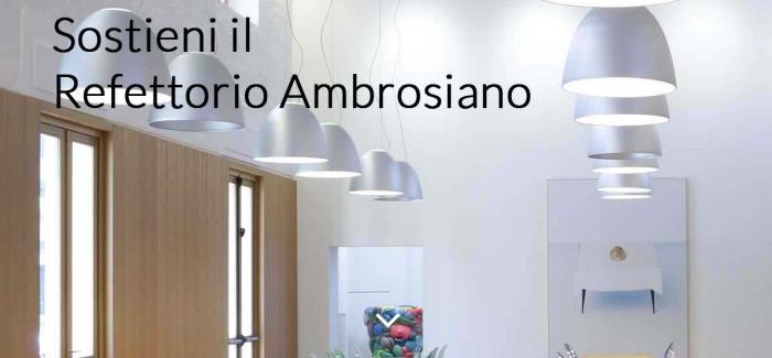 Sostenere il Refettorio Ambrosiano