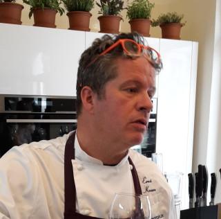La Knam Experience Cooking Class, la scuola di cucina di Ernst Knam