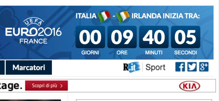 Mangiamo gli Europei: Italia-Irlanda