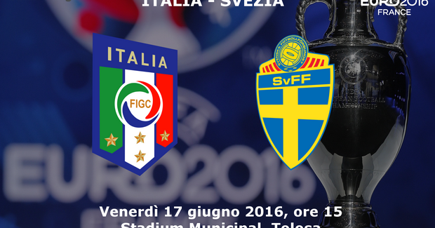 Mangiamo gli Europei: Italia-Svezia
