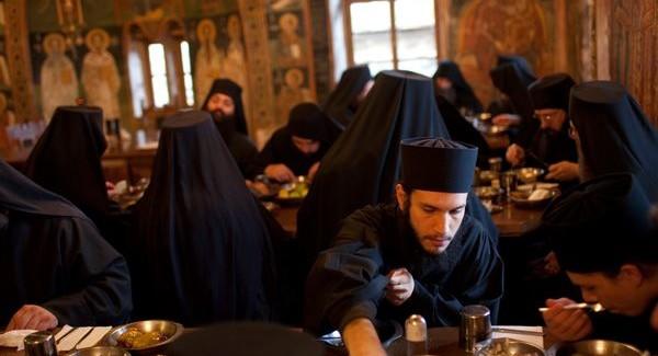 Tra monaci cucinieri e monastici misteri. Il ricettario del Monte Athos