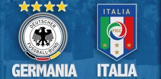 Mangiare gli Europei: Germania-Italia