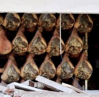 Da Norcia a San Daniele: il prosciutto stagiona in trasferta