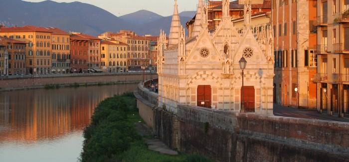 Pisa e Valdera, scoperta e riscoperta. Prossimamente.