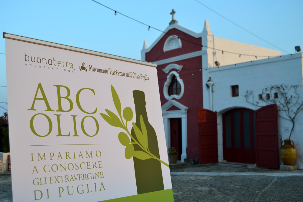 abc olio cartello