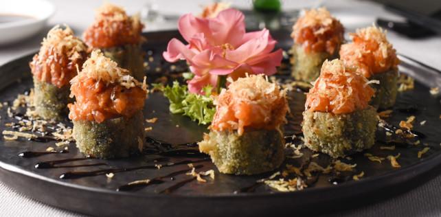 Berimbau: due anime per un sushi samba