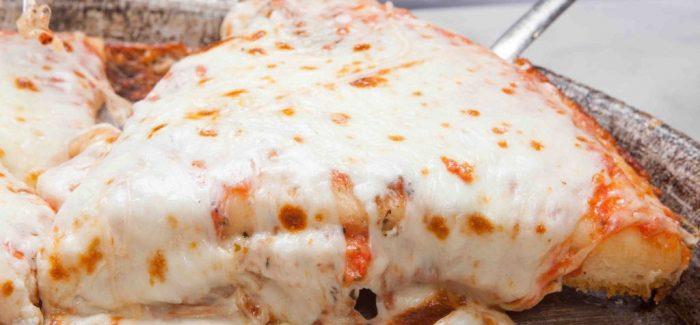 Spontini: pizza al trancio ma non solo
