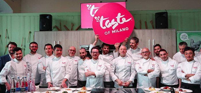 Taste of Milano 2018: chi ci sarà, cosa si mangerà