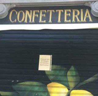 Locali aperti e chiusi a Milano
