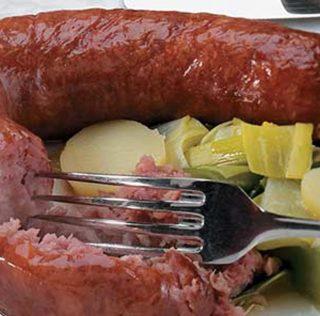 """Celebrità culinarie: Losanna e il """"Papet Vaudois"""""""