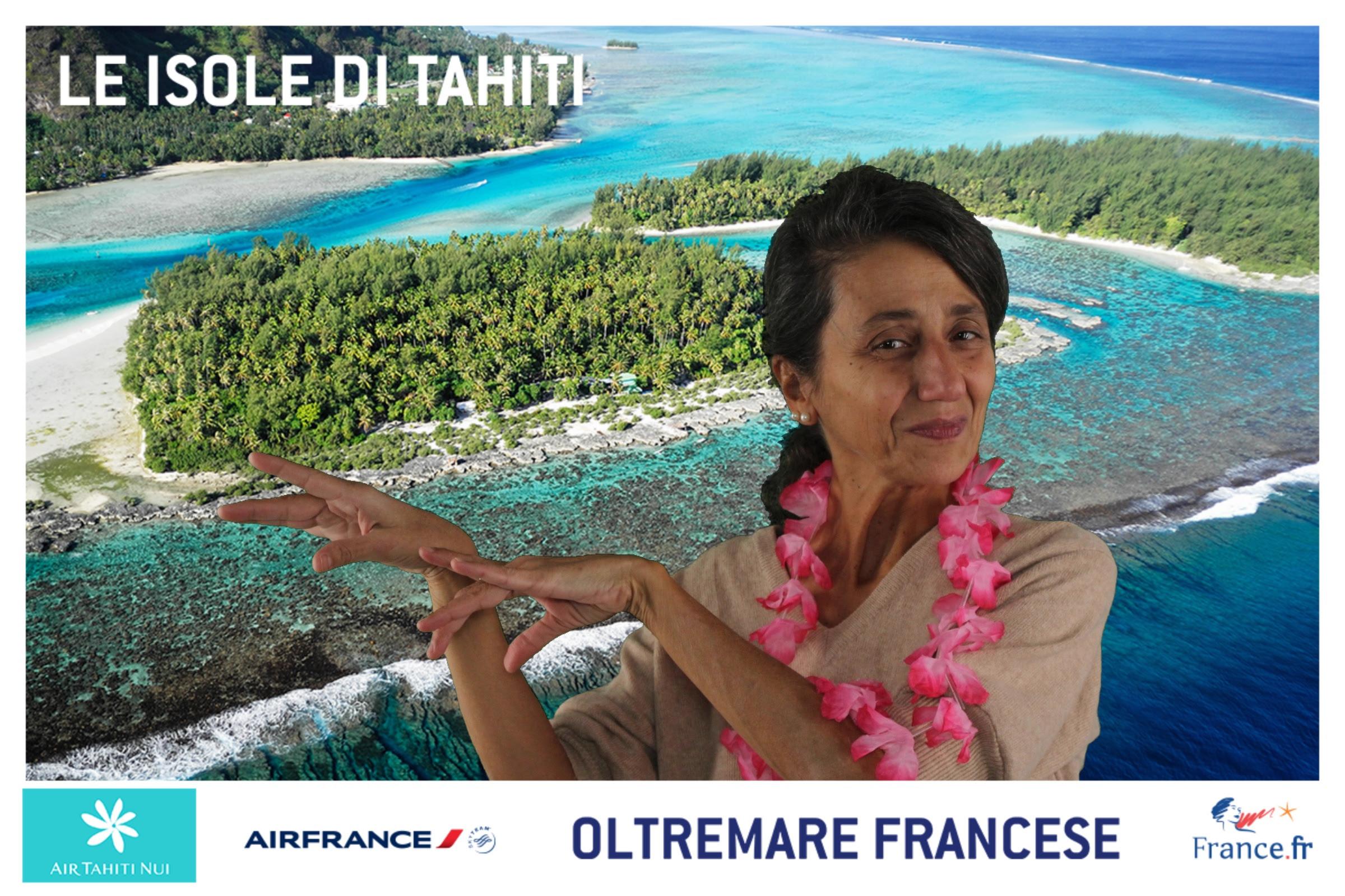 oltremare francese: Tahiti