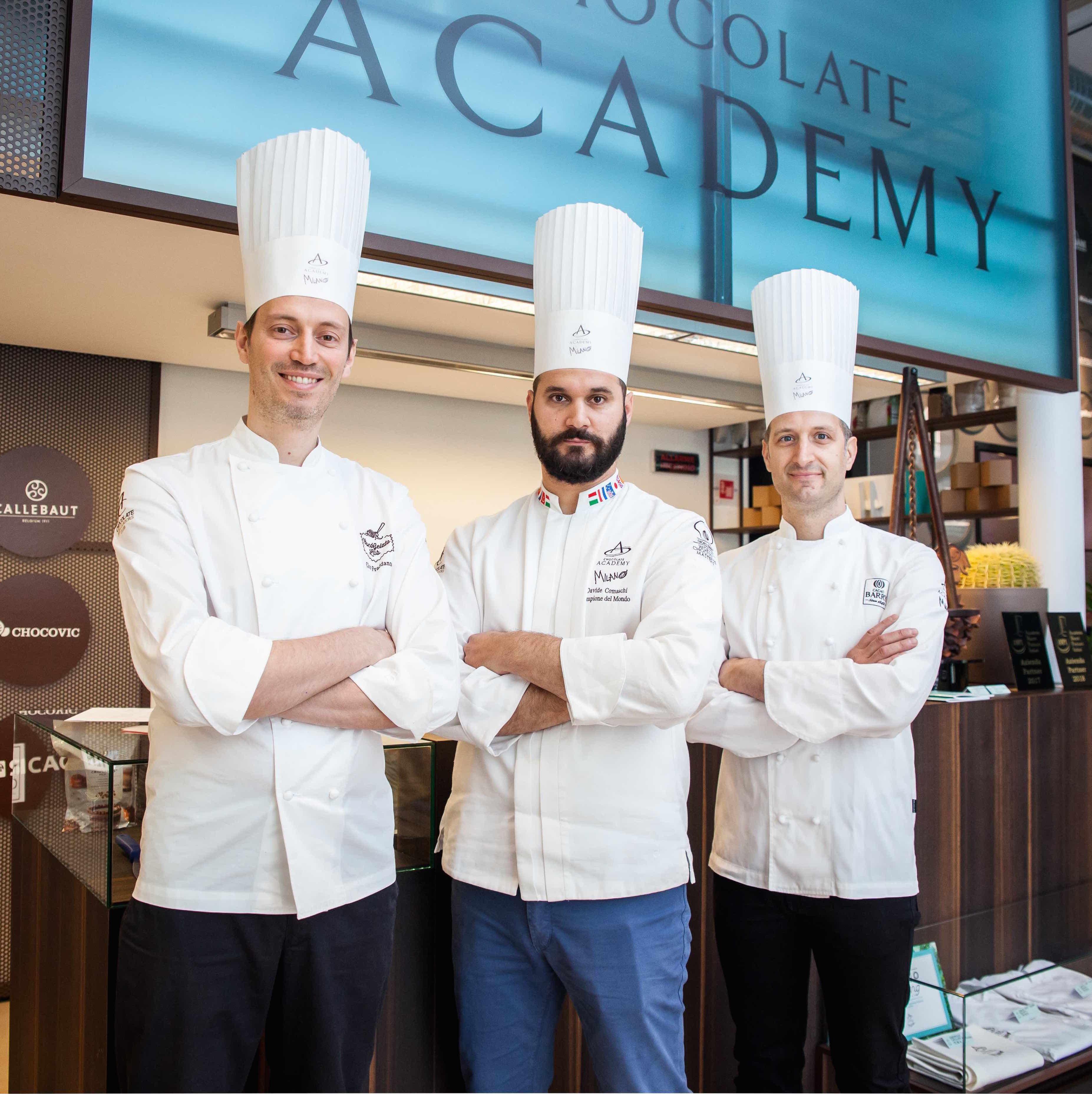 Chocolate Academy Milano docenti