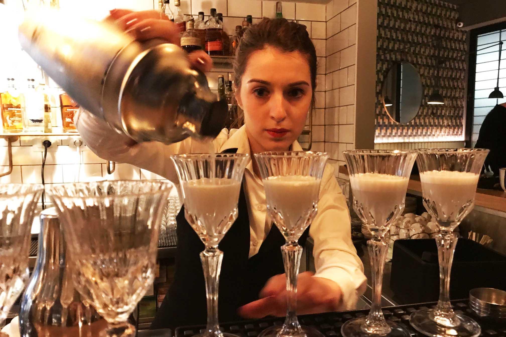 Pescheria con Cottura Valentina Rizzi barlady