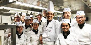 Les Roches. Chef? Uno step. La meta è hospitality management globale