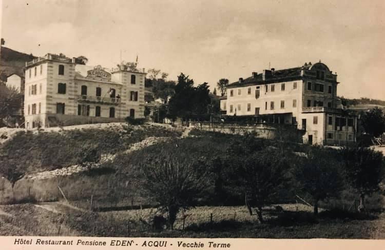 Acqui Terme alberghi fantasma Eden Carozzi