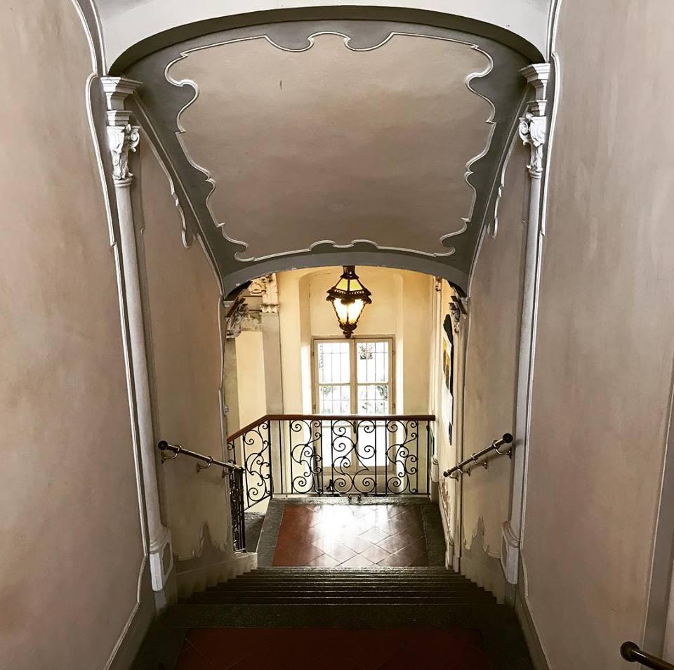 Acqui Terma Palazzo Robellini