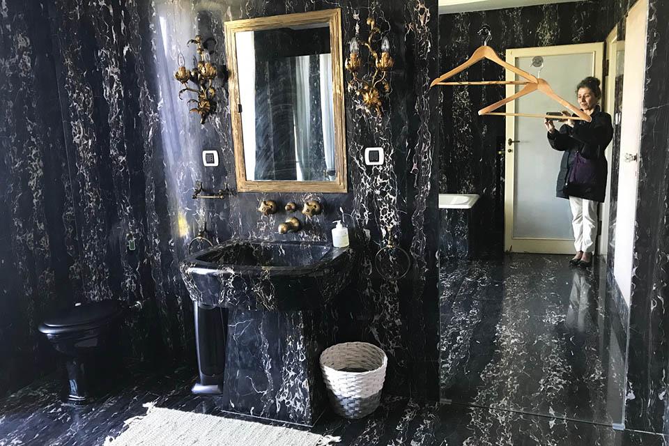 Acqui Terme marmo nero