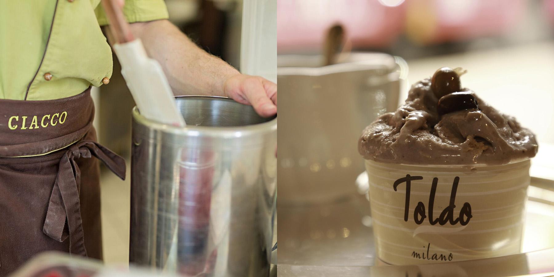 Combo gelati gastronomici