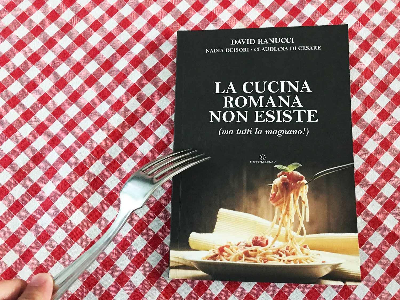 David Ranucci libro cucina romana