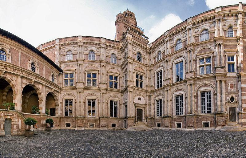 50 cose meravigliose palazzo Assézat