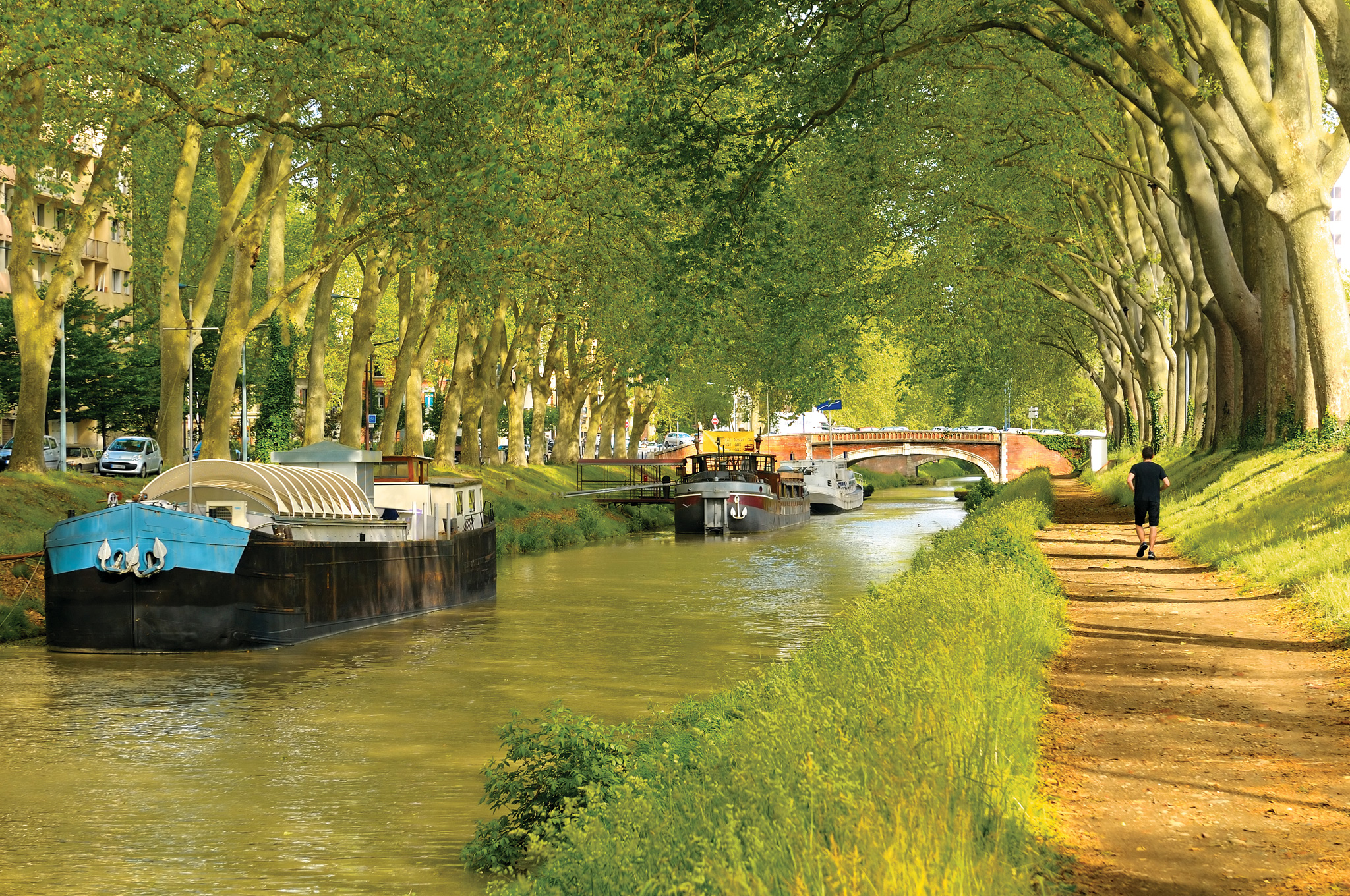 50 cose meravigliose Toulouse Canal du Midi