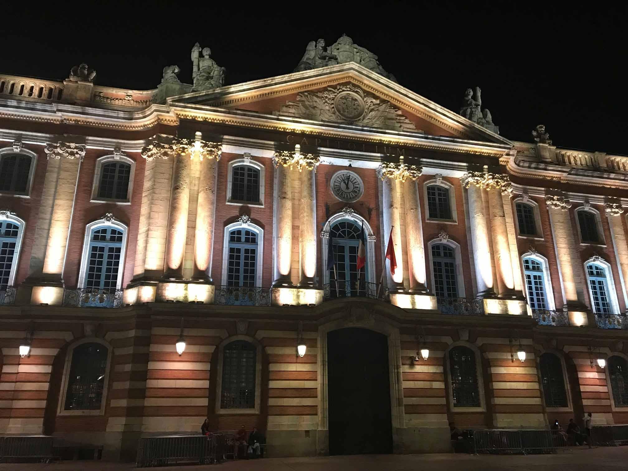 50 cose meravigliose Toulouse Capitole