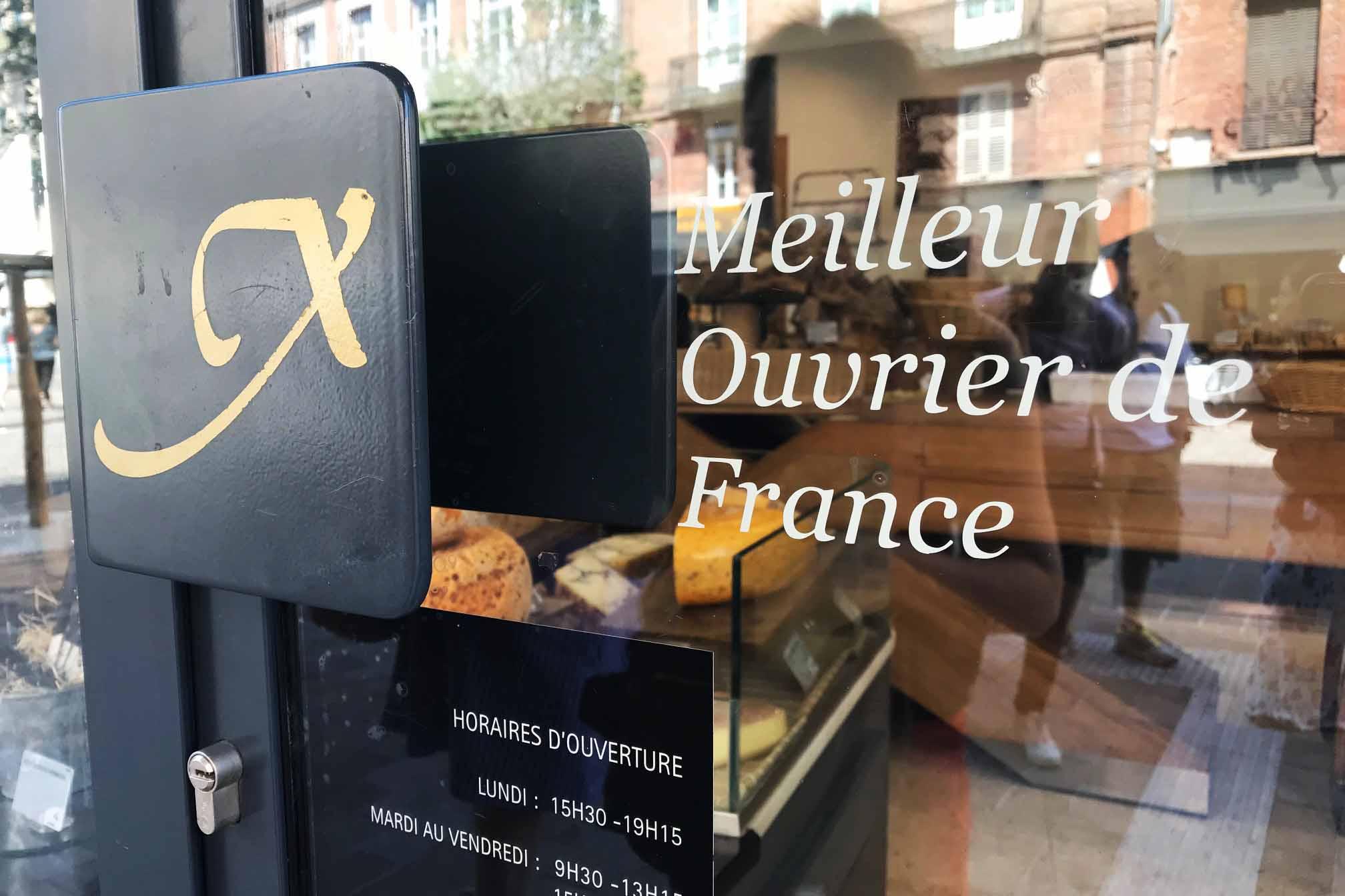 50 cose meravigliose Toulouse MOF