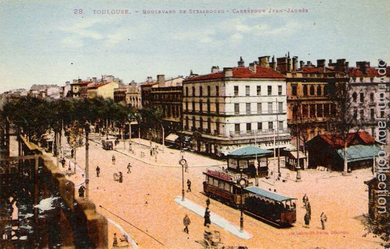 50 cose meravigliose Toulouse boulevard