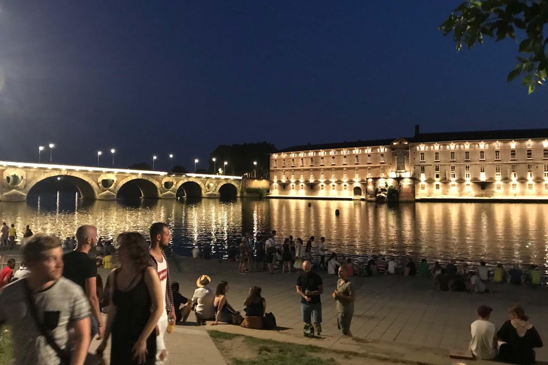 50 cose meravigliose Toulouse Garonne