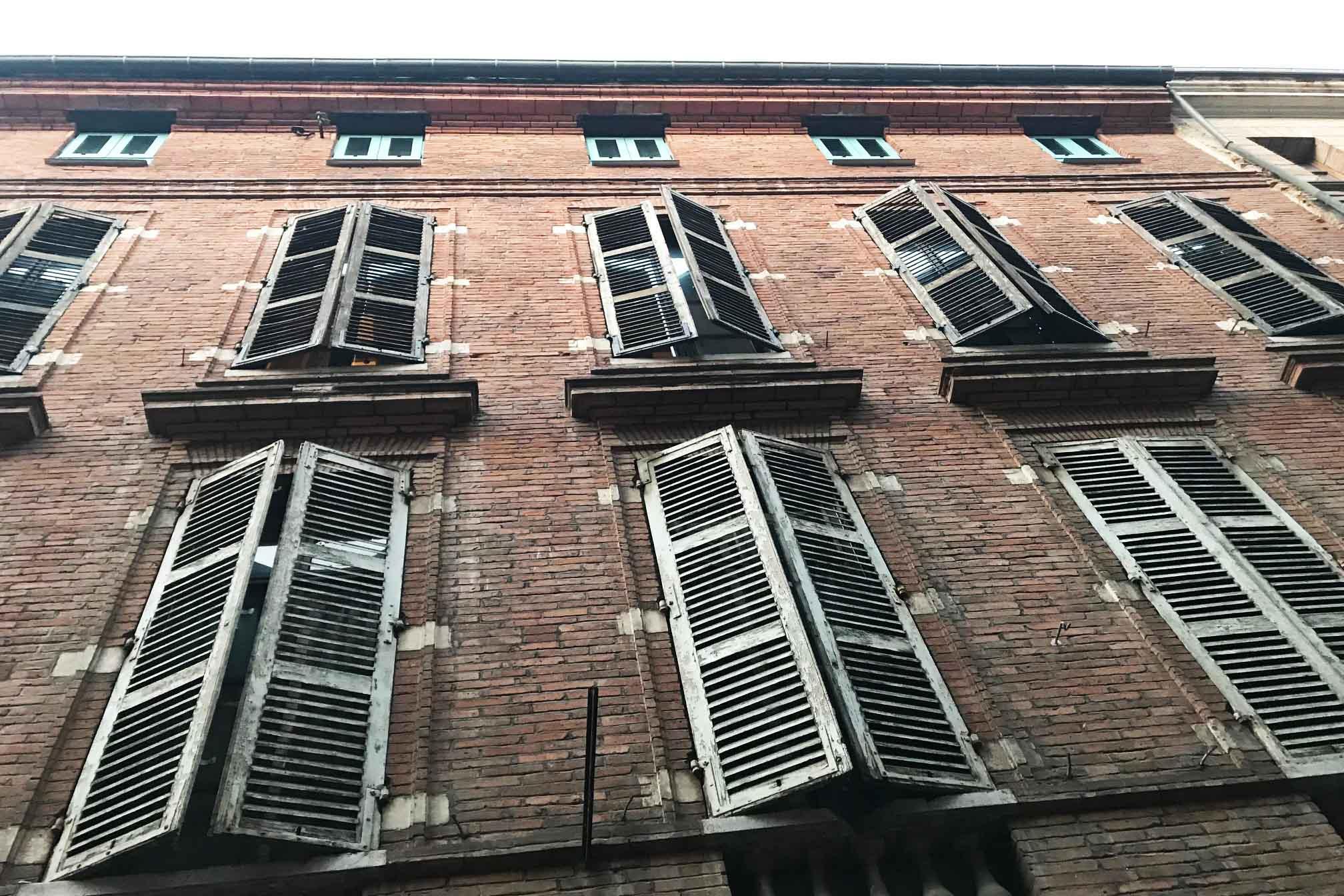 50 cose meravigliose Toulouse laterizio