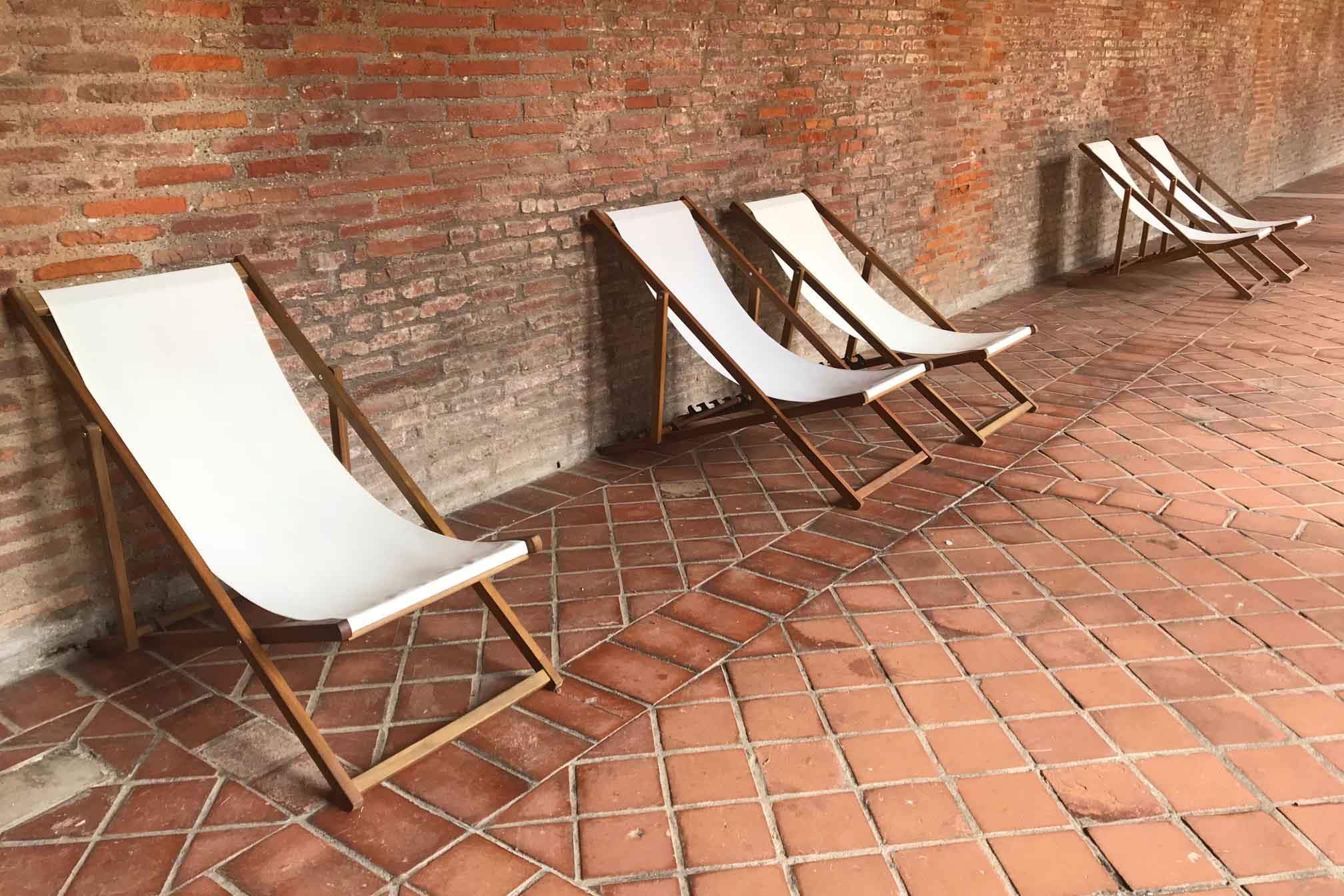 50 cose meravigliose Toulouse sdraio nel chiostro