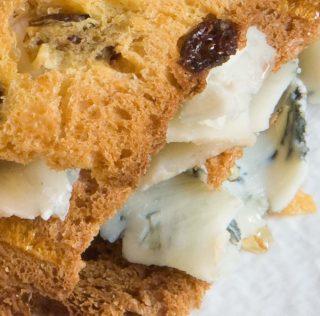 Ode autunnale al Gorgonzola DOP, parte 1: i panini gourmet