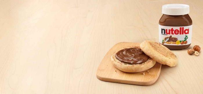 Nutella, Nutellae di Riccardo Cassini per festeggiare il Nutella Day