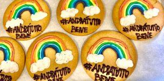 I biscotti #Andràtuttobene di Matteo Cunsolo