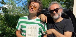 Harry Styles a Modena da Massimo Bottura