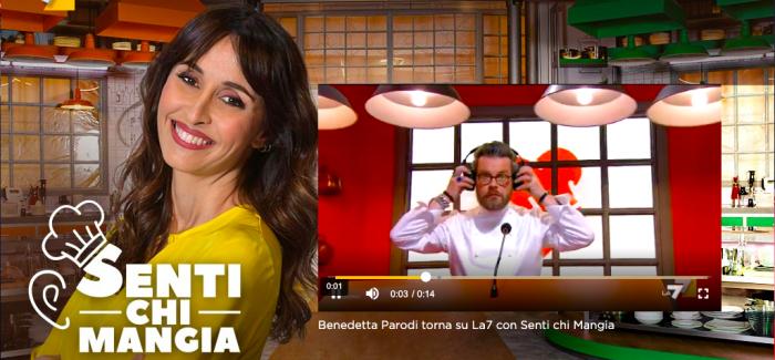 Benedetta Parodi ritorna in TV con Eugenio Boer e Felix Lo Basso