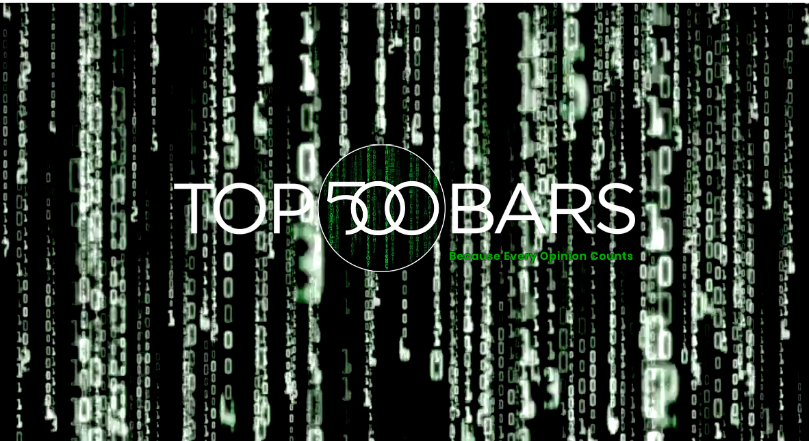 top 500 bars logo sito