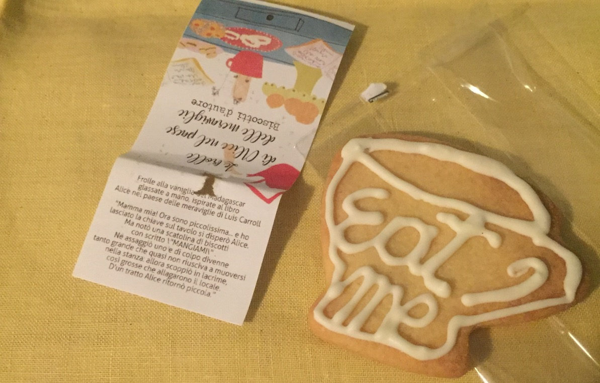 biscotti alice festina lente bistrot seregno