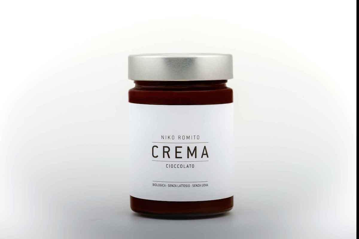 niko romito crema cioccolato