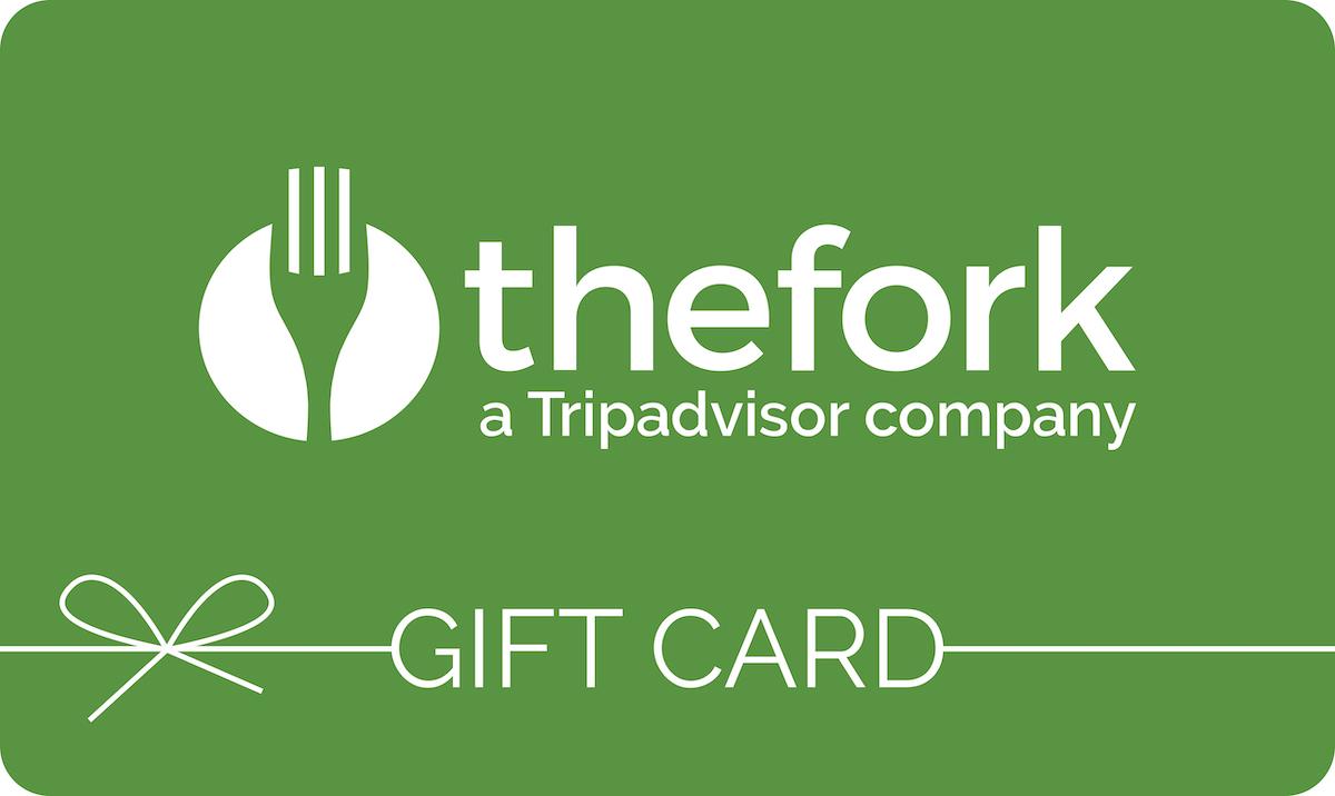 thefork gift card